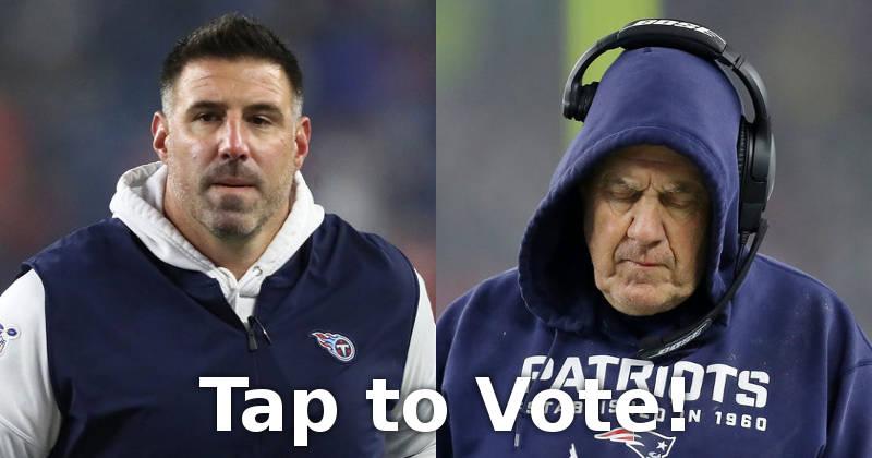 Mike vs Bill Vote